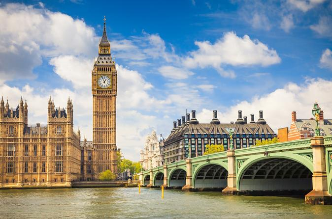 London Day Trip From Paris By Eurostar Including Thames River Cruise Paris Rail Tours