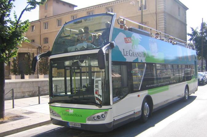 Lyon Hop-On Hop-Off Tour