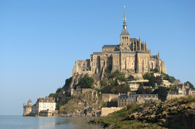 Mont saint michel day trip in paris 115464