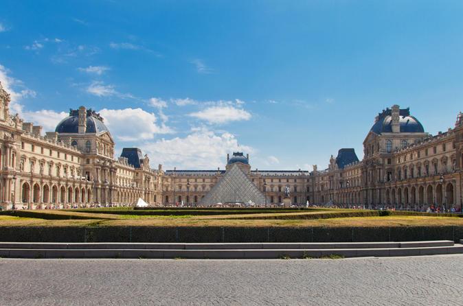 Não pegue fila: Excursão com áudio no Museu do Louvre