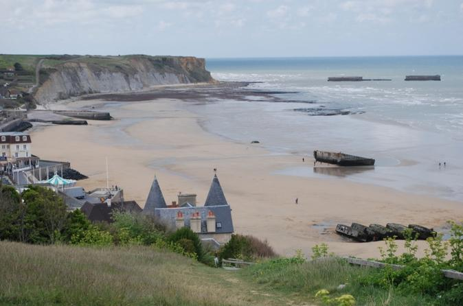 Normandy d day battlefields and beaches day trip in paris 117901