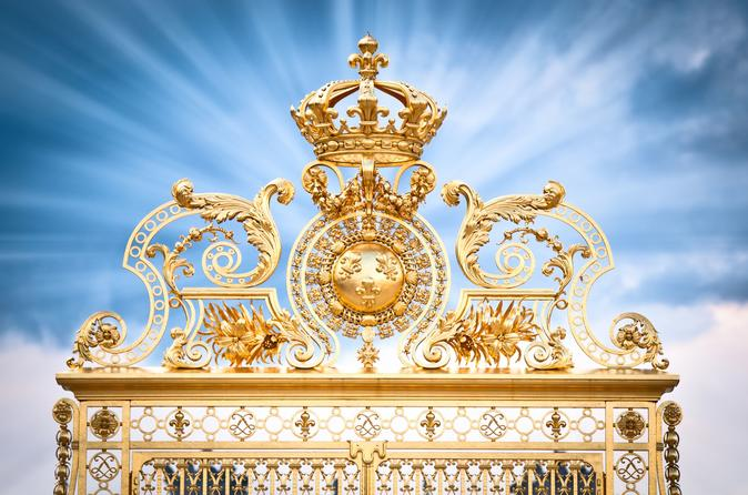 Paris to Versailles Skip-the-Line Entry, Fountain Show Option