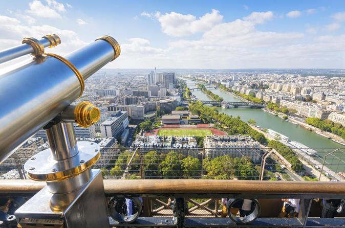 Paris City Tour including Skip-the-Line Eiffel Tower Ticket