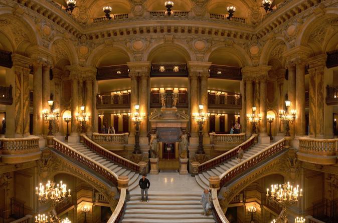Secret Paris Walking Tour with Palais Royal and Opera Garnier