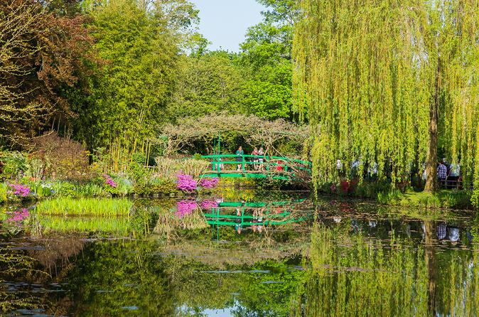 Giverny And Monet - Paris