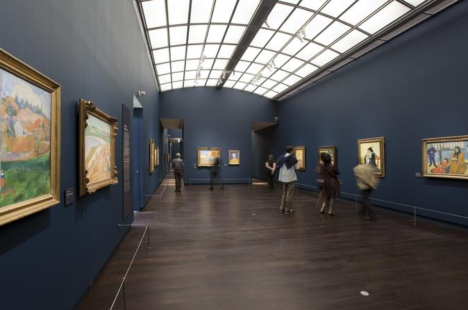 Skip The Line: Orsay Museum Ticket And Big Bus Hop-On Hop-Off - Paris