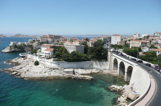 Small Group Guided Tour In Southern France: Marseille , Cassis & Aix En Provence