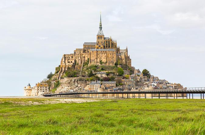 Viagem diurna ao Monte Saint-Michel, saindo de Paris