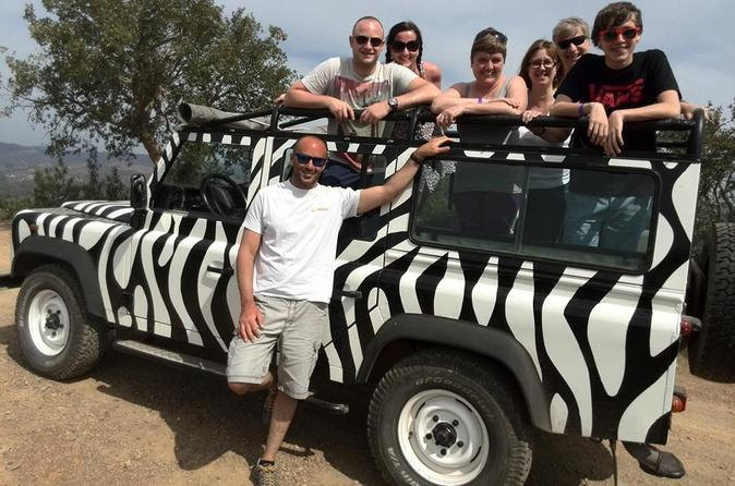 Algarve Jeep Half-Day Tour from Albufeira