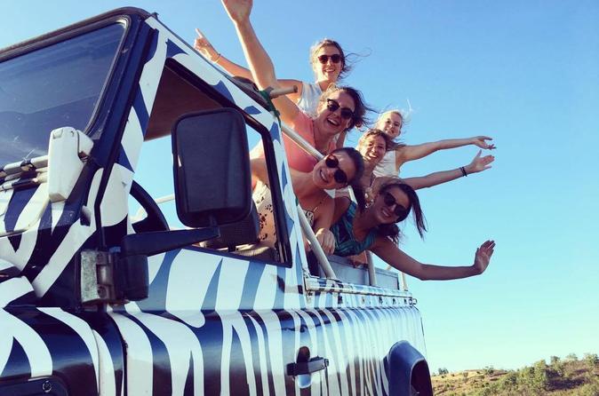 Excursão de meio dia de Jipe em Algarve saindo de Albufeira