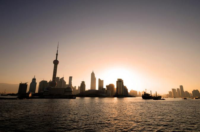 Shanghai Private Transfer: Shanghai Cruise Port to Hotel