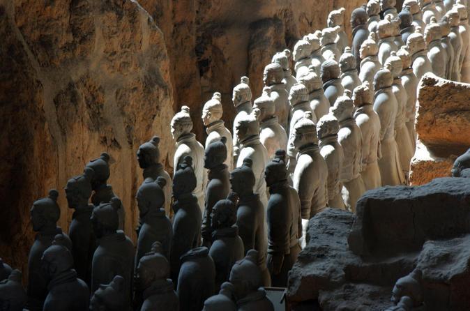 Xi'an em Um Dia: Viagem de Um Dia saindo de Xangai de avião