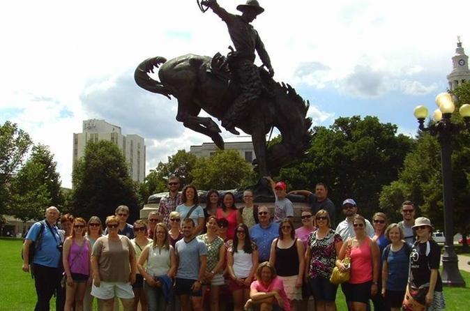 Best of denver private city walking tour in denver 240895