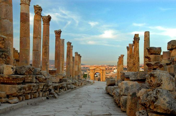 Jerash the Complete Roman City