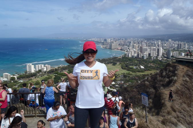 Diamond Head Running Tour