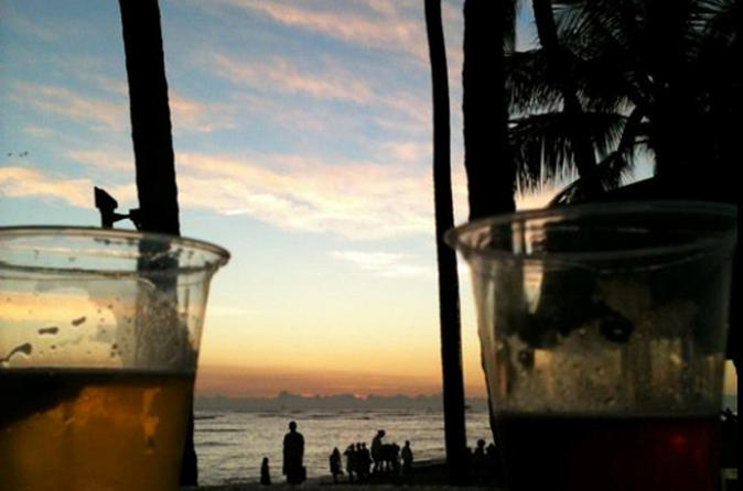 Honolulu Beer Run Tour