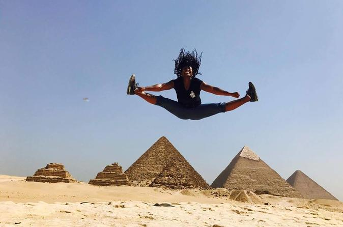full Giza pyramids tour solor boat great pyramid hour camel ride
