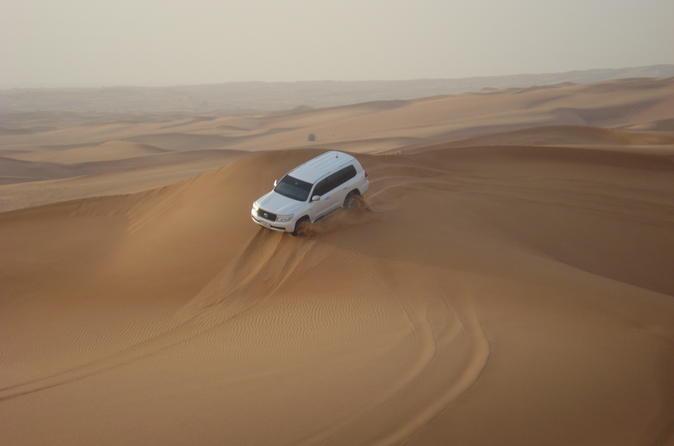 Dubai 4x4 Desert Safari with Dinner