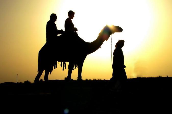 Heritage and Adventure safari with Camel Trek From Dubai