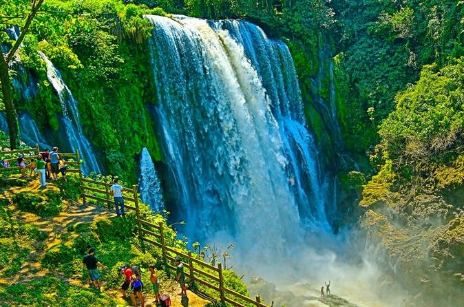 Day trip to pulhapanzak waterfall and yojoa lake from san pedro sula in san pedro sula 292720