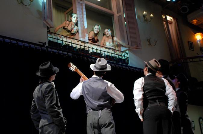 Show de Tango Complejo com jantar opcional e aula de tango em Buenos Aires