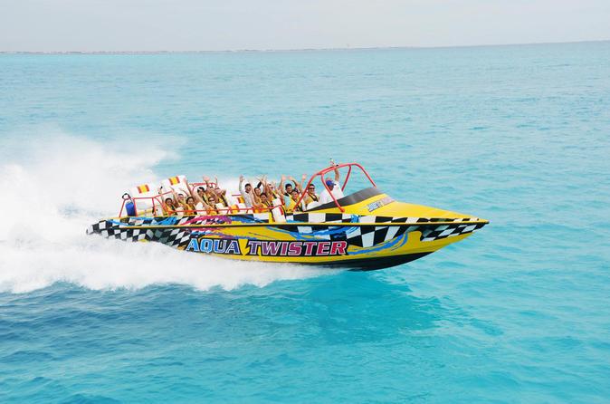 Cancun Aquatic Ride Adventure