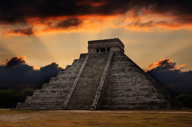 Chichen Itza, Valladolid e Temazcal saindo de Cancun