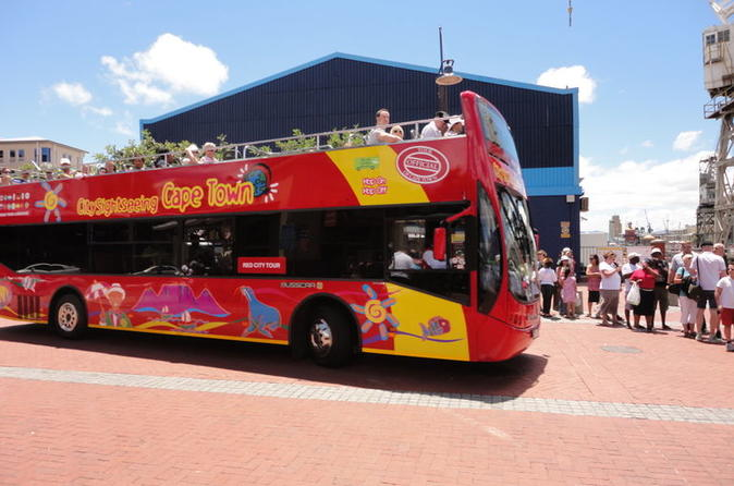 City sightseeing cape town hop on hop off tour in cape town 185089
