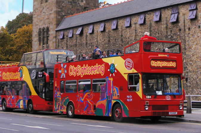 City sightseeing cardiff hop on hop off tour in cardiff 184091