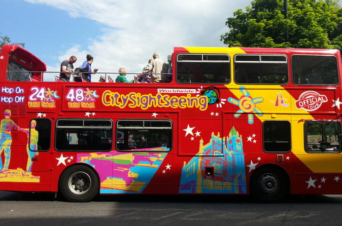 City Bus Tours Londonderry