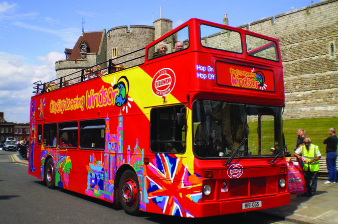 City sightseeing windsor hop on hop off tour in windsor 147101