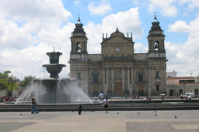 Half Day Guatemala City Tour