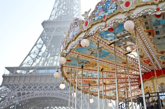 Paris Family Shopping Tour