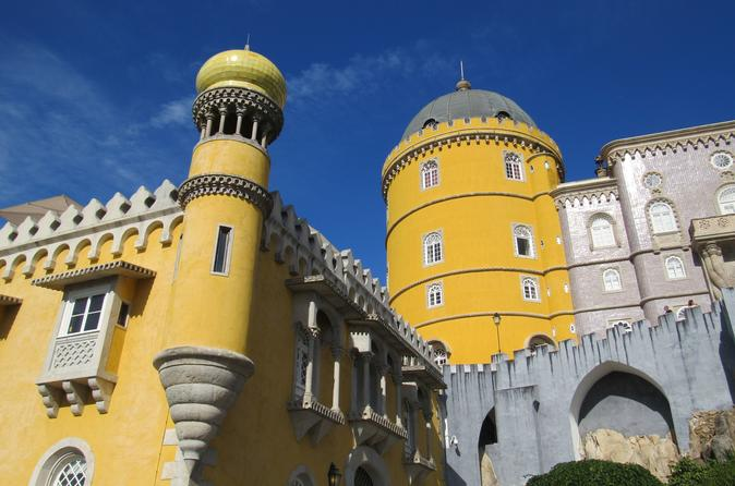 Private Full Day Tour to Sintra and Cascais from Lisbon