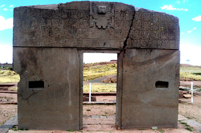 Private Tour from Puno to Tiwanaku