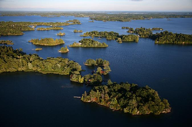 Thousand islands helicopter tour in gananoque 252426