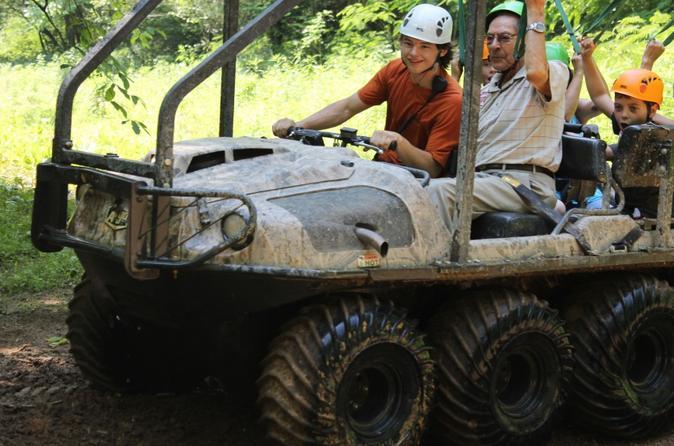 Bear Crawler Adventure Plus Activity Pass At Foxfire Mountain Adventure Park