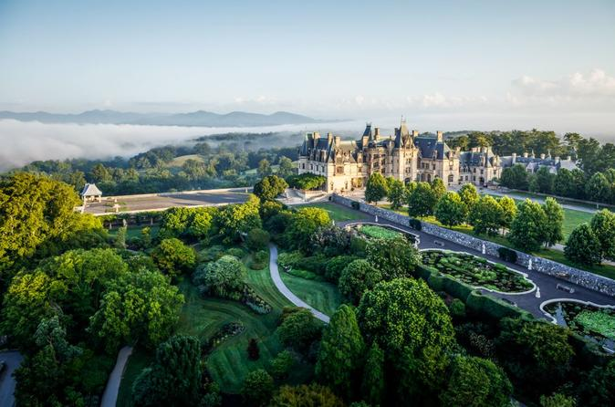 Biltmore Admission With Self-Guided Audio Tour & Lunch - Asheville