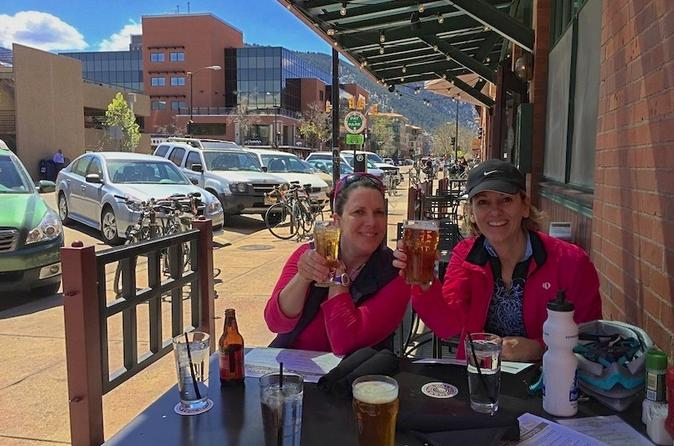 Boulder bike and brews guided day tour in boulder 350903
