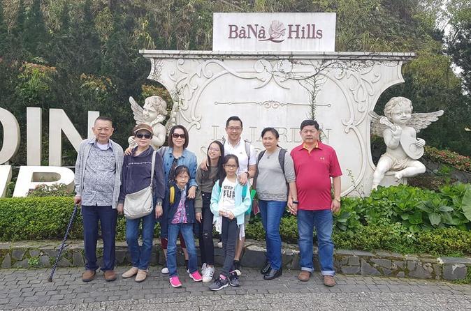 Day Trip To Visit BA NA Mountain Via Cable Car From Da Nang City Or Hoi An City