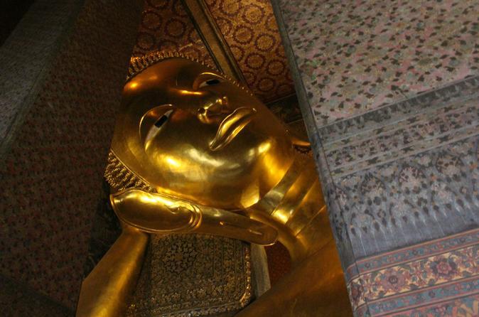City tour de 6 horas pelo melhor da cidade de Bangcoc incluindo almoço
