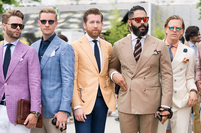 1-Day Personal Fashion Styling Course For Men - Milan