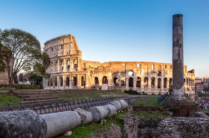 Viaje a Roma con visita al Coliseo