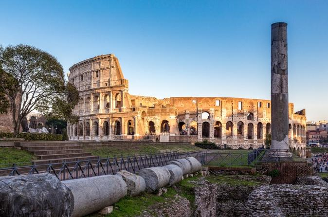 Skip-the-Line: Colosseum Official Guided Tour for Ticket or Rome Pass Holders