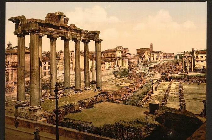 Skip the Line: Colosseum Palatine Hill and Roman Forum Official Guided Tour - Only for Ticket or Rome Pass Holders