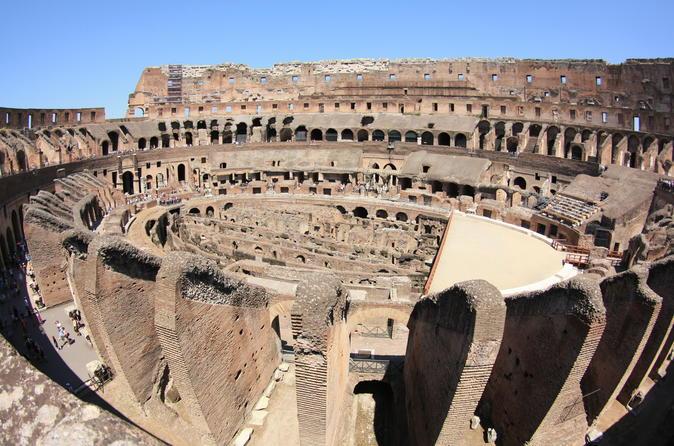 Skip the Line Colosseum Private Tour