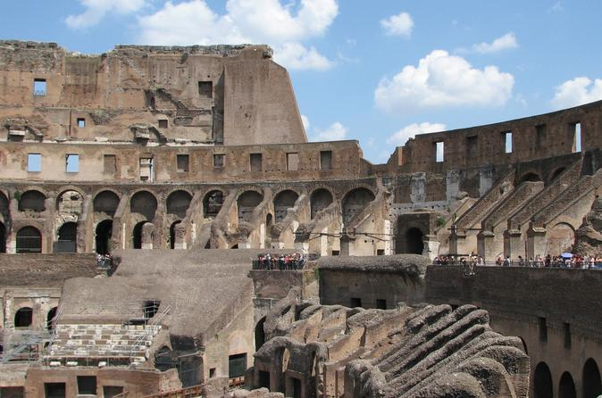 Skip the line Colosseum Tour and Rome Private Sightseeing Tour