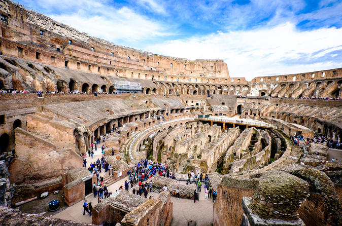 Skip the line Tour Colosseum and Vatican Museum upgrade with Private Sightseeing Tour