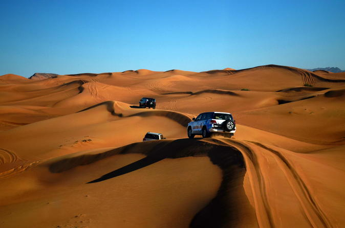 Desert safari from sharjah in sharjah 308975