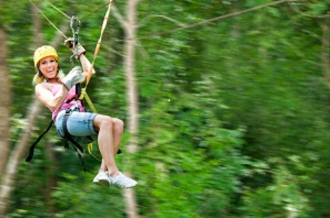 Dominica Shore Excursion: Wacky Rollers Adventure Park